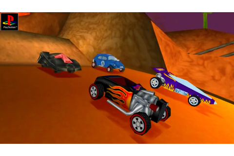 Hot Wheels Turbo Racing - Gameplay PSX / PS1 / PS One / HD ...