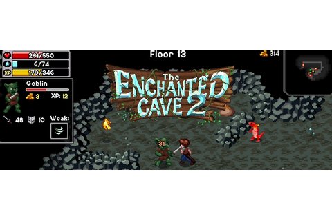 The Enchanted Cave 2 - Walkthrough, Tips, Review
