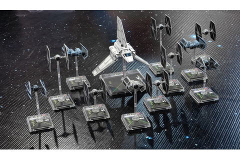 5 Reasons Why the X-Wing Miniatures Game is Awesome ...