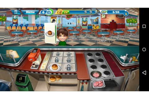 Cooking Fever – Games for Android – Free download. Cooking ...