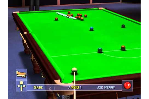 World Championship Snooker 2004 Try 12 part 1 of 2 (PC ...