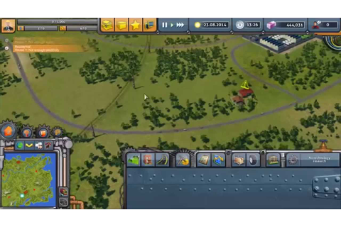 Review Industry Empire a new Tycoon game chap 1 - YouTube