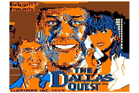 Gaming After 40: Adventure of the Week: The Dallas Quest ...