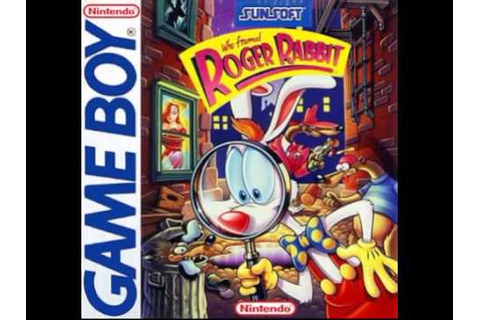 Game Over - Who Framed Roger Rabbit (GB/GBC) - YouTube