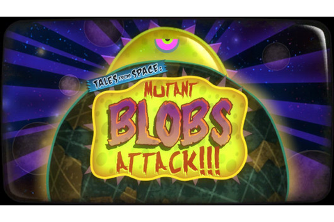 Tales From Space: Mutant Blobs Attack! Review