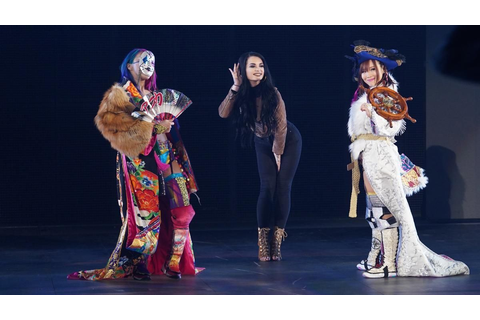 WWE Profile Page - Kabuki Warriors