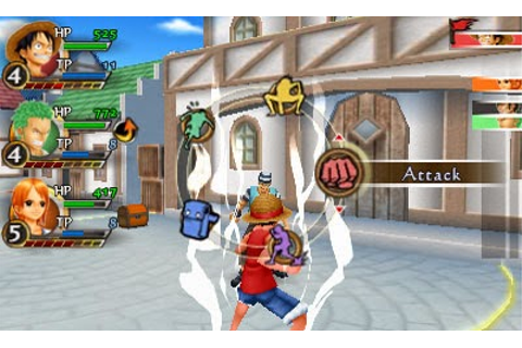 One Piece Romance Dawn ISO Untuk PPSSPP Android - Gameisoft
