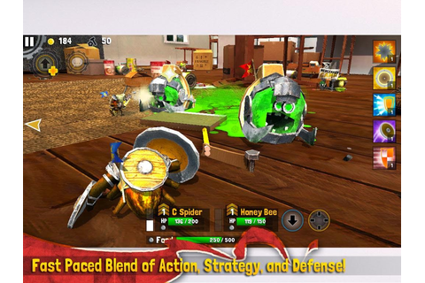 Android Gamer: BUG HEROES 2 Android Full Free APK + DATA ...