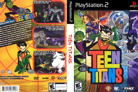 Thompsons Download: TEEN TITANS THE BLAME GAME