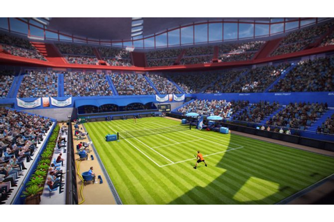 Tennis World Tour Review -- A Poorly Served Return of Pro ...