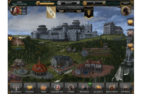 Winter Is Coming...To Your iPad With Game Of Thrones ...