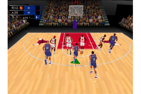 Play NBA Fastbreak '98 Sony PlayStation online | Play ...