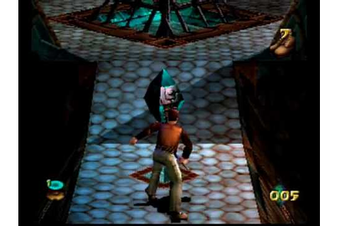 Pitfall 3D: Beyond the Jungle PS1 Gameplay - YouTube