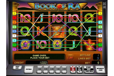 Book of Ra Slot Machine - Play Online for Free | Review 2019