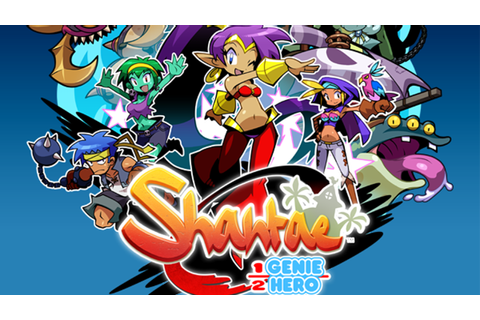 Shantae Half Genie Hero Free Download