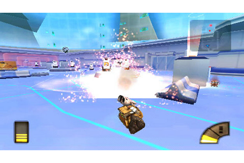 WALL-E Game | PSP - PlayStation
