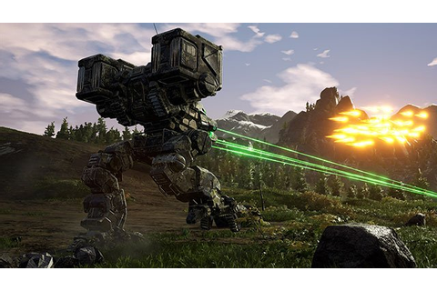 MechWarrior 5 Mercenaries release date, Epic Games Store ...