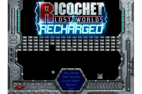 Save for Ricochet: Lost Worlds Recharged | Saves For Games