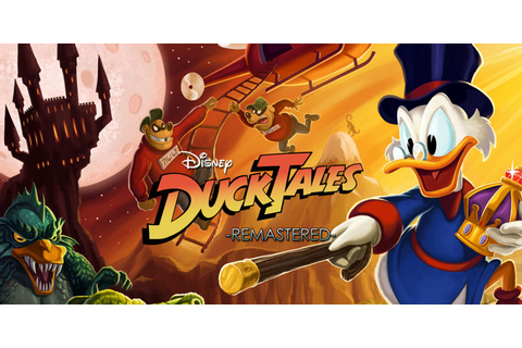 DuckTales: Remastered | Wii U download software | Games ...