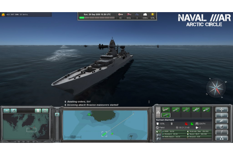 Naval War Arctic Circle - Download Full Version Pc Game Free
