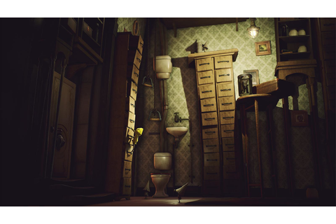Little Nightmares: Secrets of The Maw Expansion Pass ...