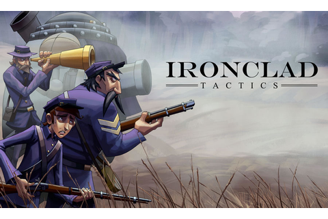 Ironclad Tactics Review for PlayStation 4 (2015) - Defunct ...