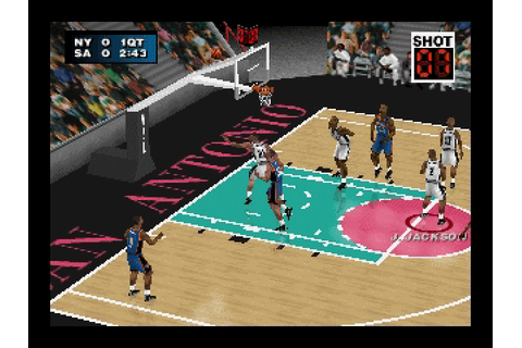 NBA Live 2000 (1999) by NuFX N64 game