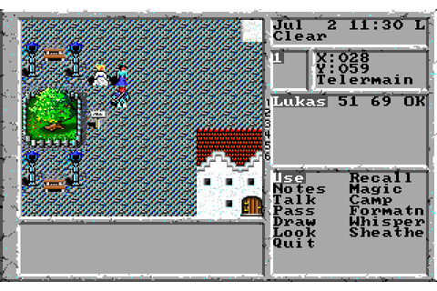 The Magic Candle II: The Four and Forty (1991 - DOS ...