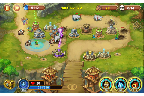 Top Best Tower Defense Games On Android | Technobezz