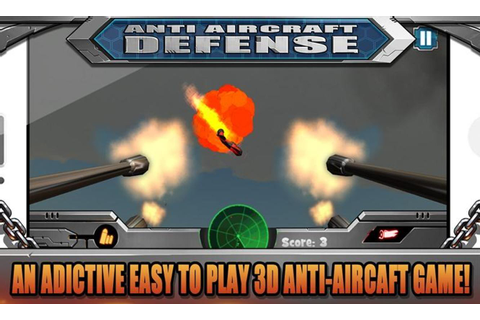 Anti Aircraft Defense APK Download - Free Action GAME for ...