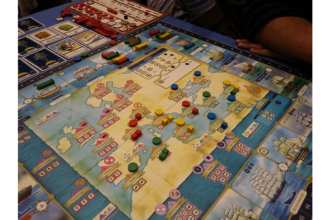 Rear Guard Action: Spiel Essen 2015: … And I Played