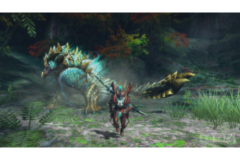 Monster Hunter 4 Ultimate reviews land - get all the ...