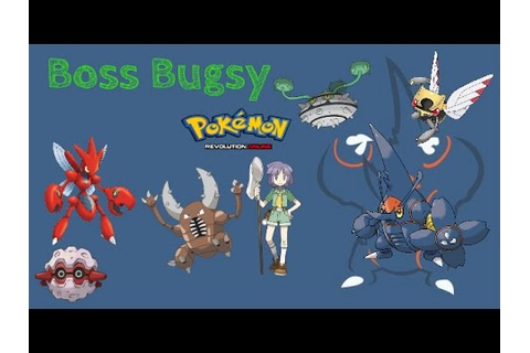 Pokemon Revolution Online-Boss Bugsy - YouTube