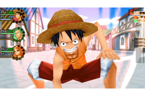 One Piece Romance Dawn PSP Usar el Cwcheat + Nivel 99+Exp ...