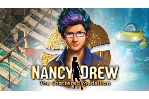 Nancy Drew: The Shattered Medallion - YouTube