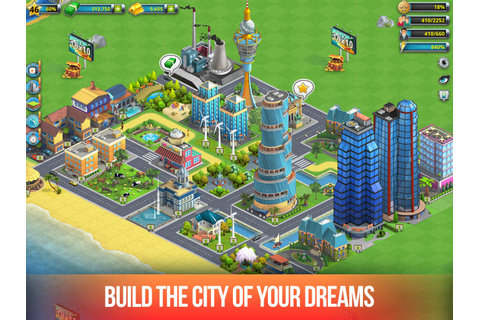 City Island 2 - Building Story (Offline sim game) for ...