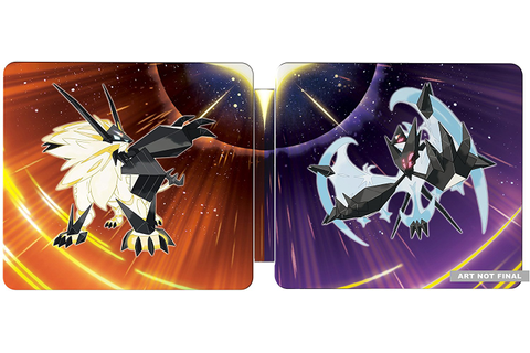 Pokemon Ultra Sun and Moon Fan Edition and Ultra Dual ...