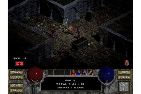 Diablo 1 -PC- | petepaulos