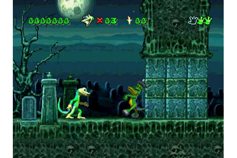 GEX Review (PSone) | Push Square