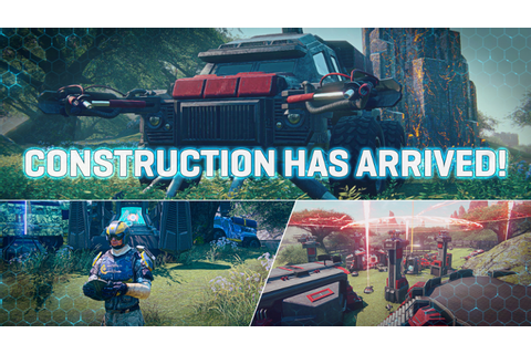 PlanetSide 2 Adds Construction System And Reworks Indar In ...