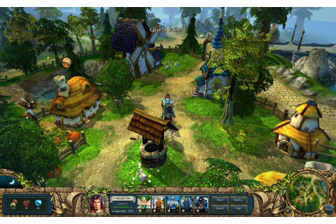 Mediafire PC Games Download: King's Bounty The Legend ...