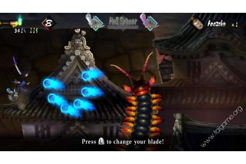 Muramasa: The Demon Blade - Download Free Full Games | Role-Playing ...