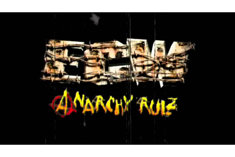 ECW Anarchy Rulz - New Jack - YouTube