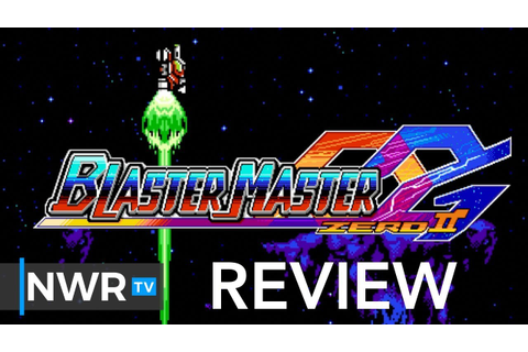 Blaster Master Zero 2 (Switch) Review - YouTube