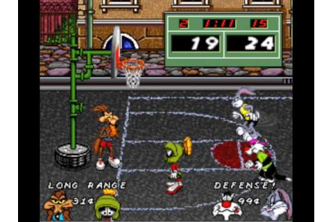 Looney Tunes B-ball Full Game - YouTube