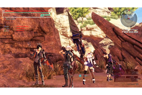 God Eater 3 details Development Summit improvements, new ...