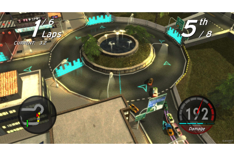 Little Racers STREET (2012 video game)