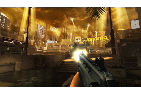Deus Ex: The Fall | RPG Site