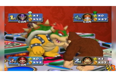 Jackit Game Adventures - Mario Party 4 Story Mode: Bowser ...