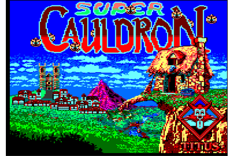 Download Super Cauldron - My Abandonware